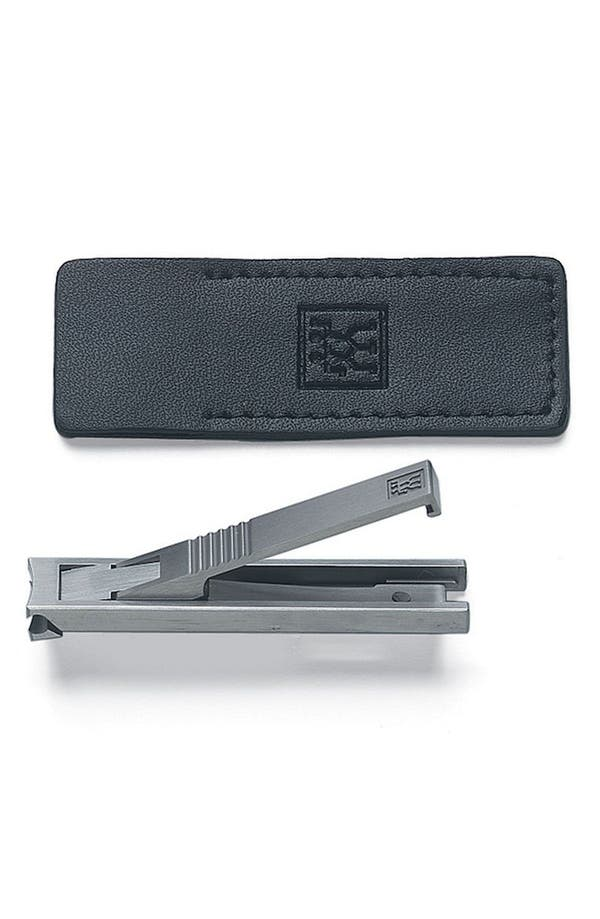 Alternate Image 1 Selected - Zwilling Pour Homme Ultra-Slim Stainless Steel Nail Clipper