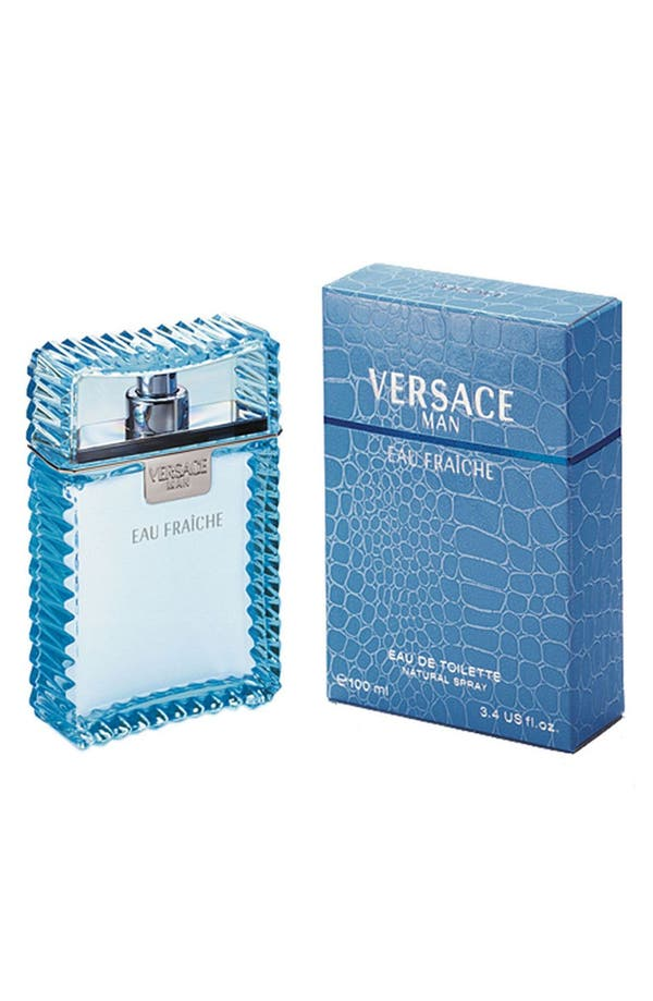 Alternate Image 3  - Versace Man 'Eau Fraîche' Eau de Toilette Spray