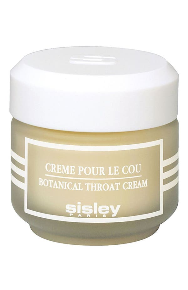 Alternate Image 1 Selected - Sisley Paris Botanical Throat Cream