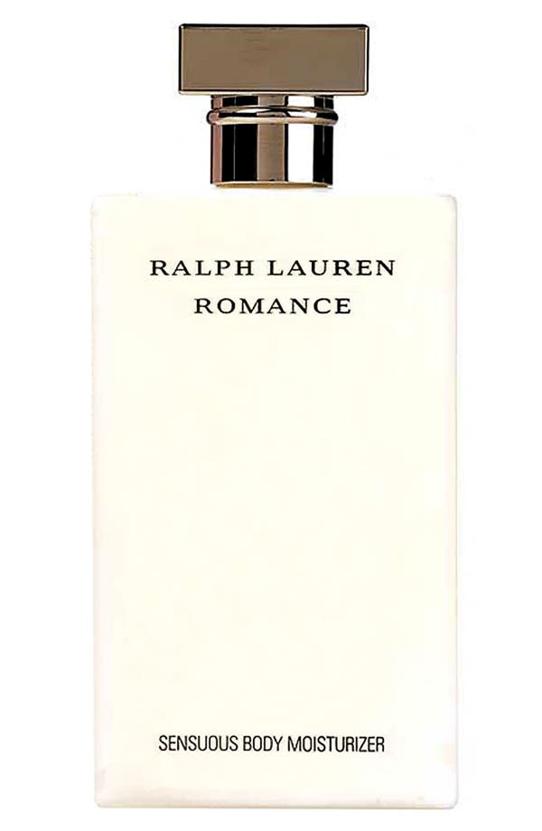 Main Image - Ralph Lauren 'Romance' Sensuous Body Moisturizer
