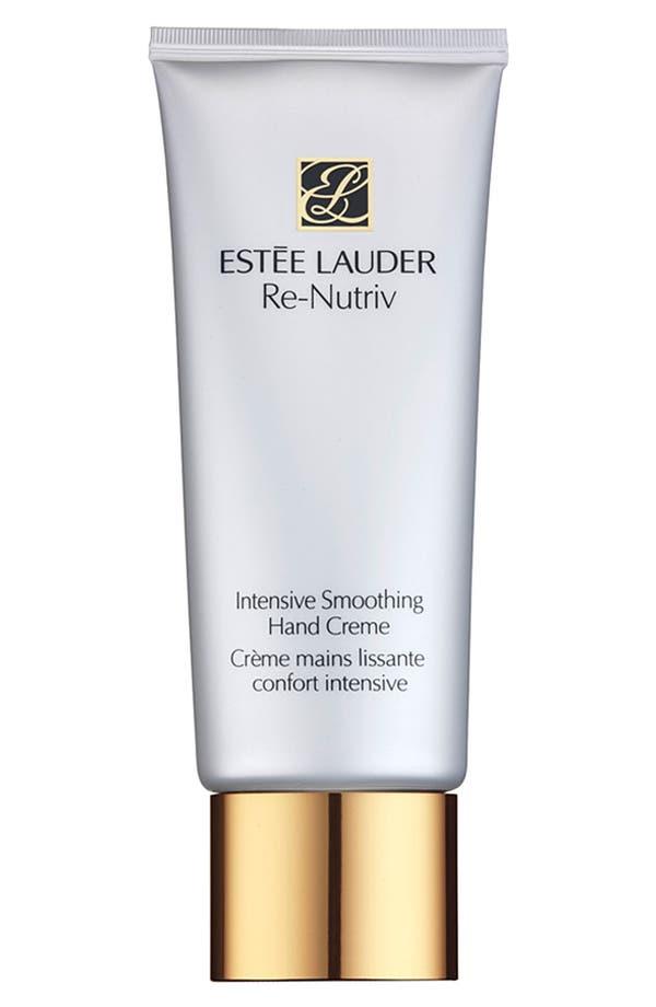 Main Image - Estée Lauder 'Re-Nutriv' Intensive Smoothing Hand Creme