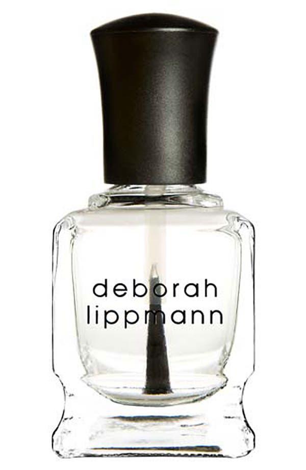 Alternate Image 1 Selected - Deborah Lippmann 'On a Clear Day' Top Coat