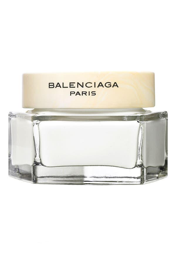 Main Image - Balenciaga Paris Perfumed Body Cream