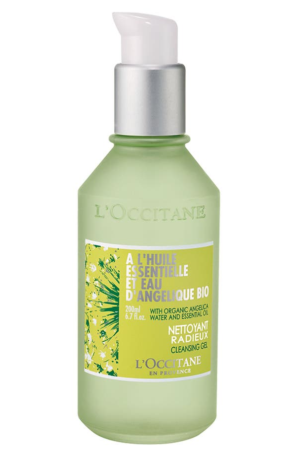 Alternate Image 1 Selected - L'Occitane 'Nettoyant Radieux' Cleansing Gel