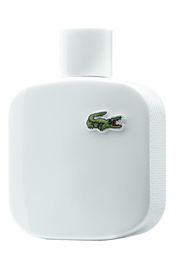 Alternate Image 1 Selected - Lacoste 'White' Eau de Toilette