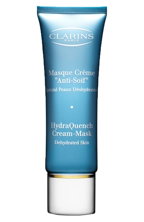Alternate Image 1 Selected - Clarins HydraQuench Cream-Mask