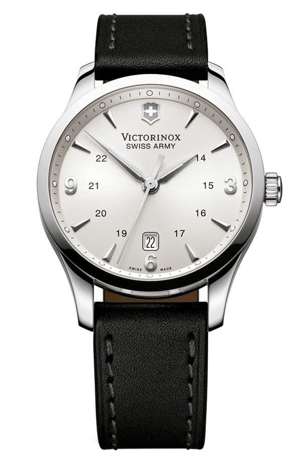 Main Image - Victorinox Swiss Army® 'Alliance' Large Watch, 40mm