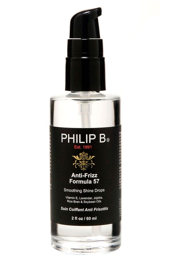 Alternate Image 1 Selected - SPACE.NK.apothecary PHILIP B® Anti-Frizz Formula 57