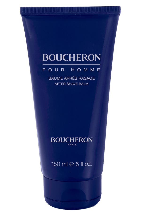 Alternate Image 1 Selected - Boucheron 'Pour Homme' After Shave Balm