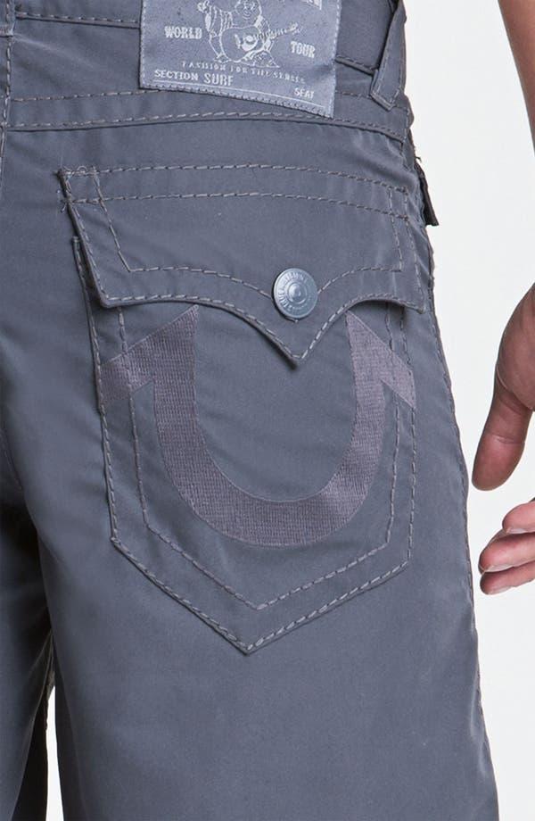 Alternate Image 3  - True Religion Brand Jeans 'PCH' Board Shorts