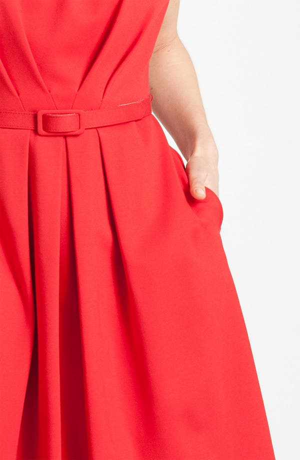 Alternate Image 3  - Trina Turk 'Princess' Ponte Knit Dress