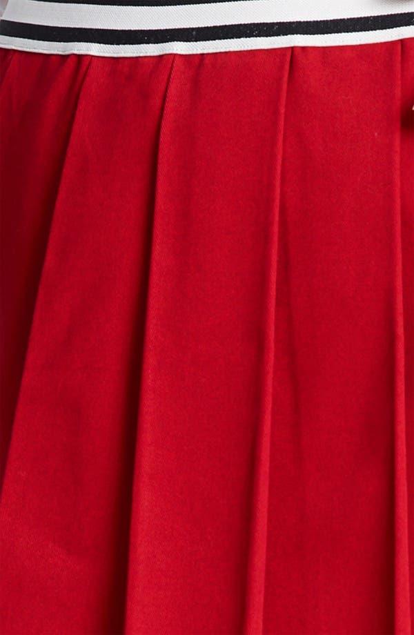 Alternate Image 3  - Marni Edition Contrast Waist Gabardine Skirt