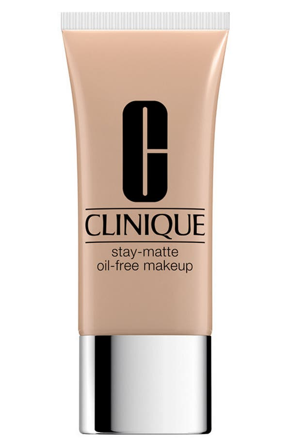 Alternate Image 1 Selected - Clinique Stay-Matte Oil-Free Makeup