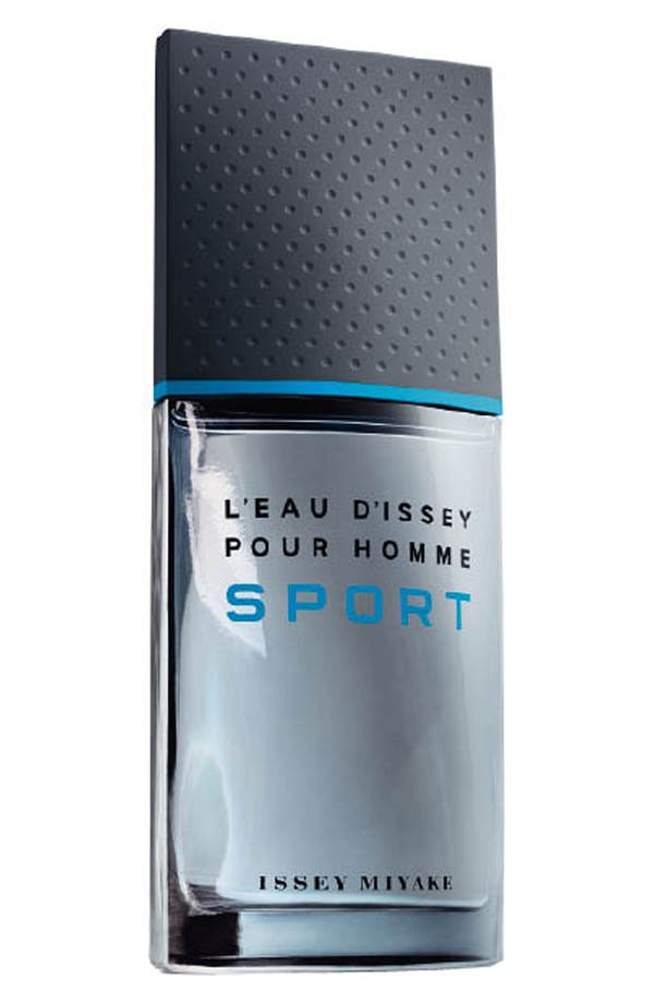Alternate Image 1 Selected - Issey Miyake 'L'Eau d'Issey pour Homme Sport' Eau de Toilette Spray