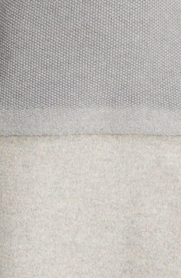 Alternate Image 2  - Fabiana Filippi Knit & Felt Wool Blend Dress