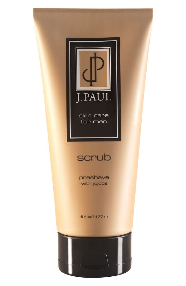 Alternate Image 1 Selected - J. PAUL Skincare 'Scrub' Preshave