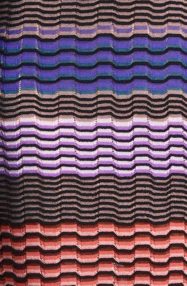 Alternate Image 3  - Missoni Stripe Knit Dress