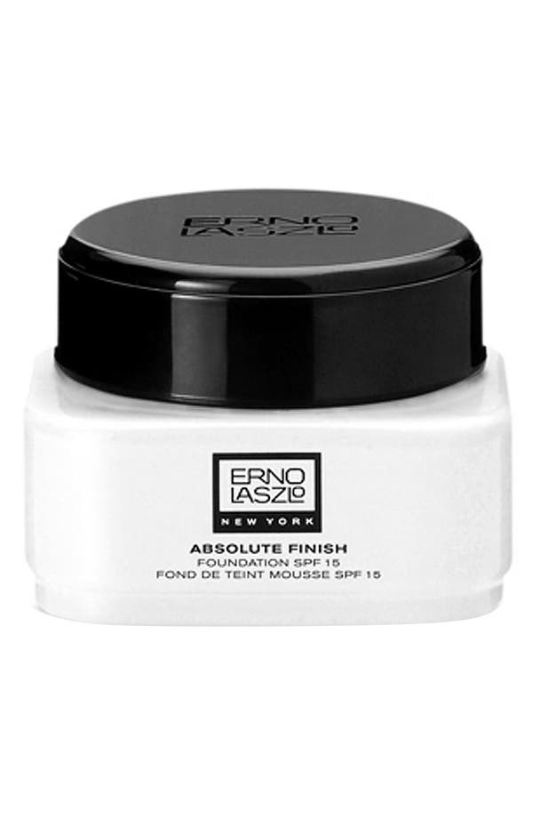 Main Image - Erno Laszlo 'Absolute Finish' Foundation SPF 15