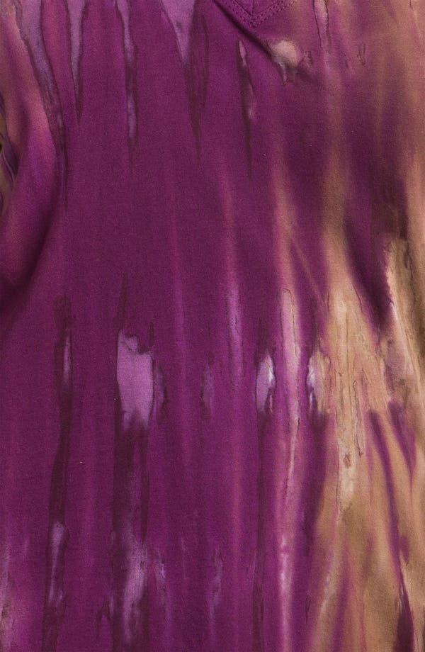 Alternate Image 3  - XCVI Wearables Burnout V-Neck Top (Plus)