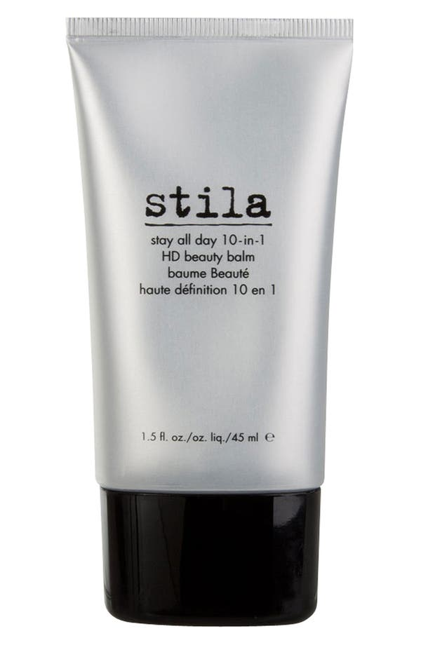 Alternate Image 1 Selected - stila 'stay all day 10-in-1' HD beauty balm