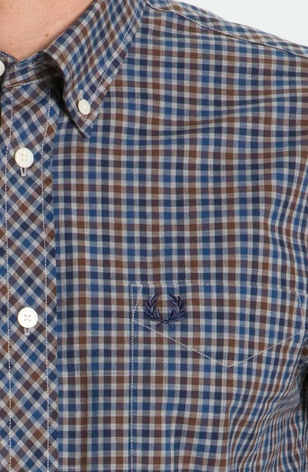 Alternate Image 3  - Fred Perry Check Sport Shirt