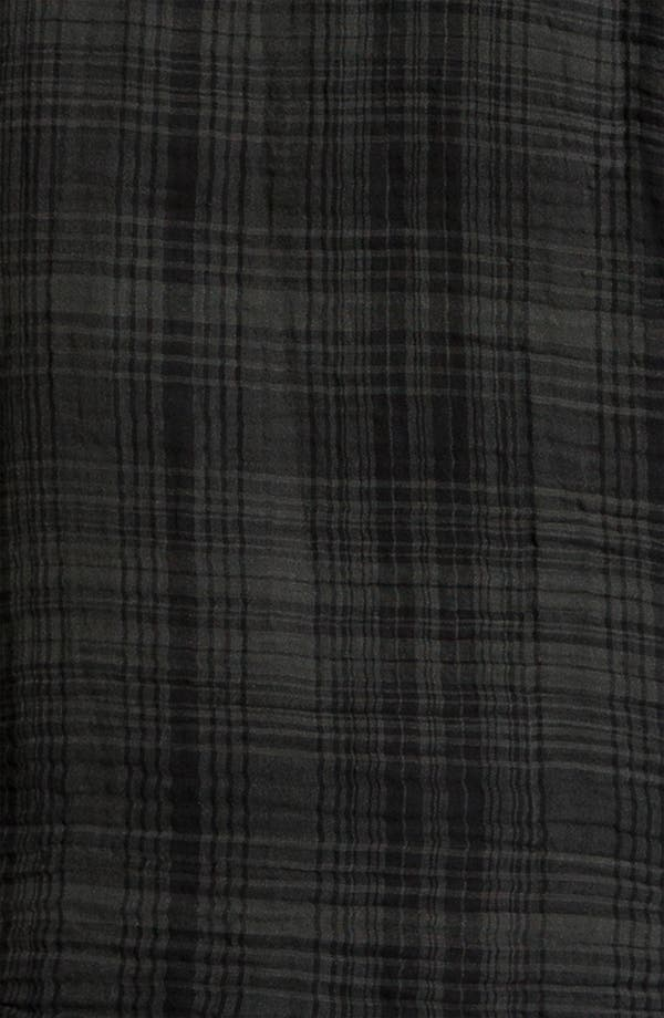 Alternate Image 3  - Vince Dual Plaid Flannel Shirt