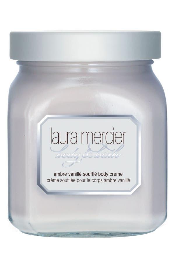 Alternate Image 1 Selected - Laura Mercier 'Ambre Vanillè' Soufflé Body Crème