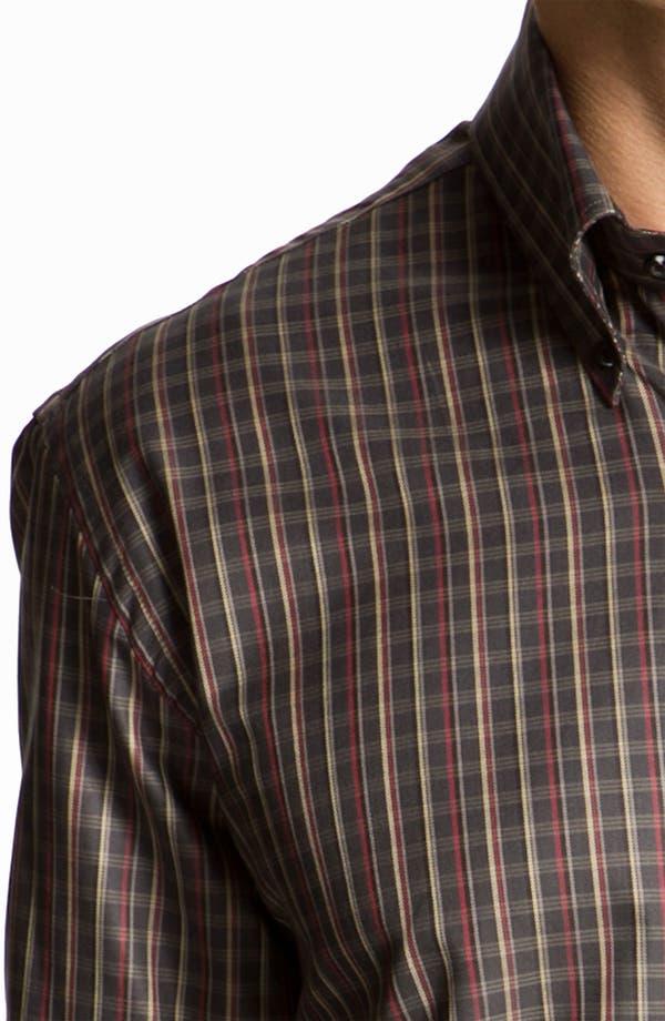 Alternate Image 3  - Cutter & Buck 'Kennewick' Plaid Sport Shirt