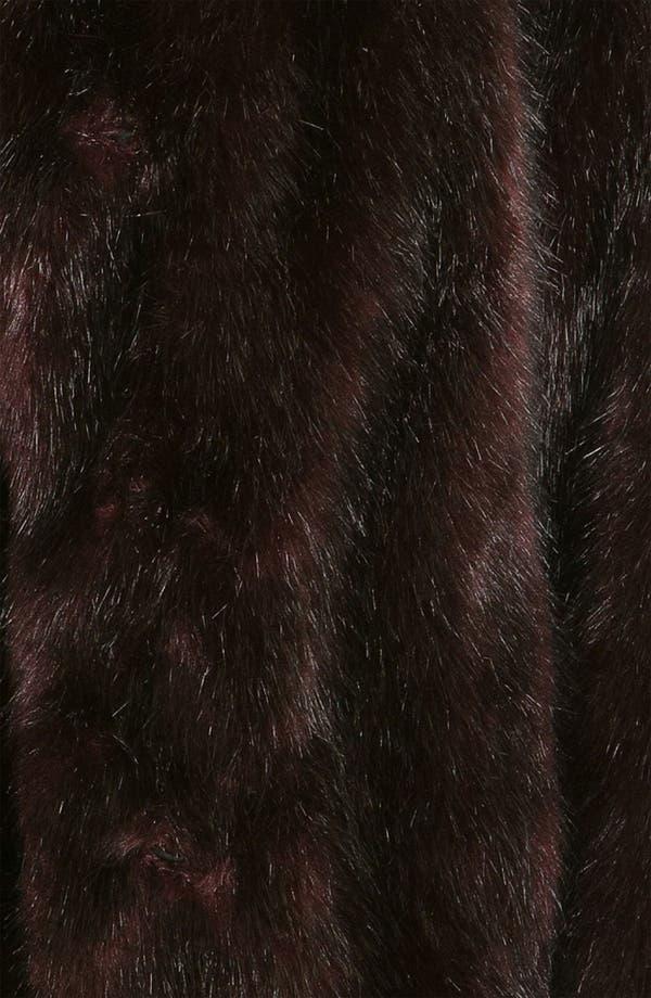 Alternate Image 3  - Gallery Faux Fox Fur Jacket