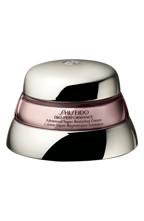 Alternate Image 1 Selected - Shiseido 'Bio-Performance' Advanced Super Restoring Cream