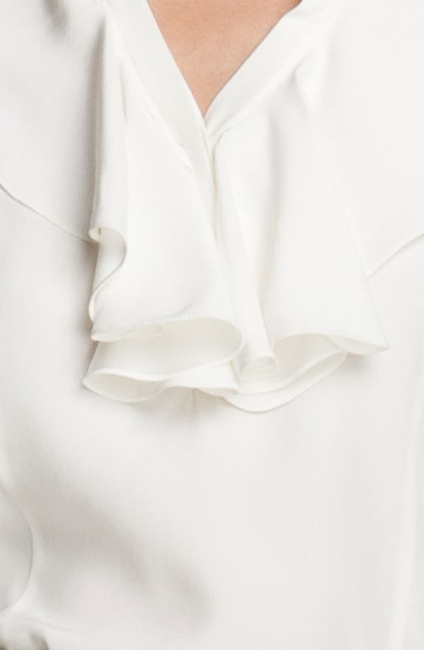 Alternate Image 3  - Lafayette 148 New York 'Natalya' Silk Blouse