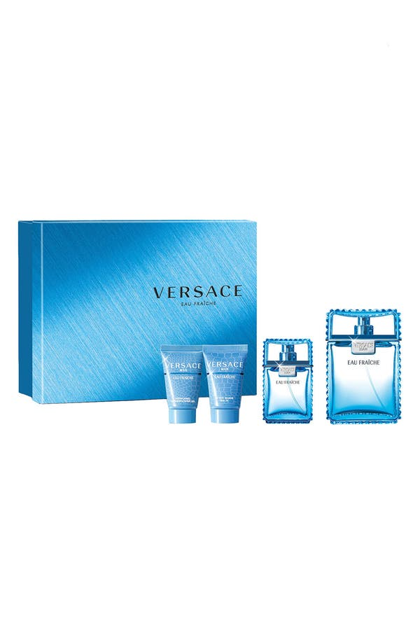 Alternate Image 2  - Versace Man 'Eau Fraîche' Gift Set