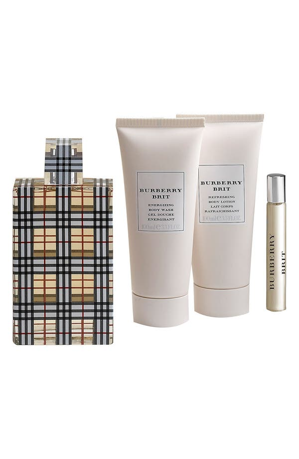 Alternate Image 2  - Burberry Brit Gift Set ($155 Value)