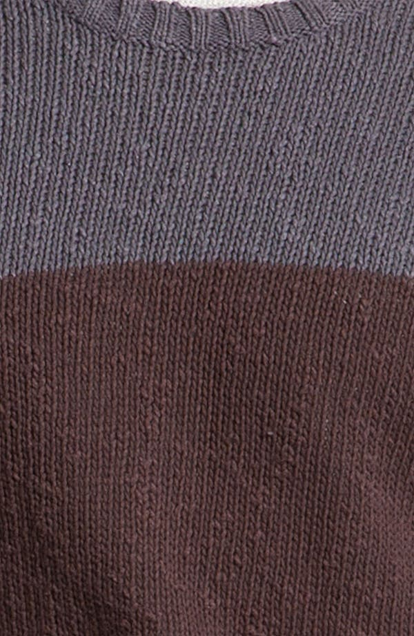 Alternate Image 3  - VSTR 'Saltie' Stripe Crewneck Sweater