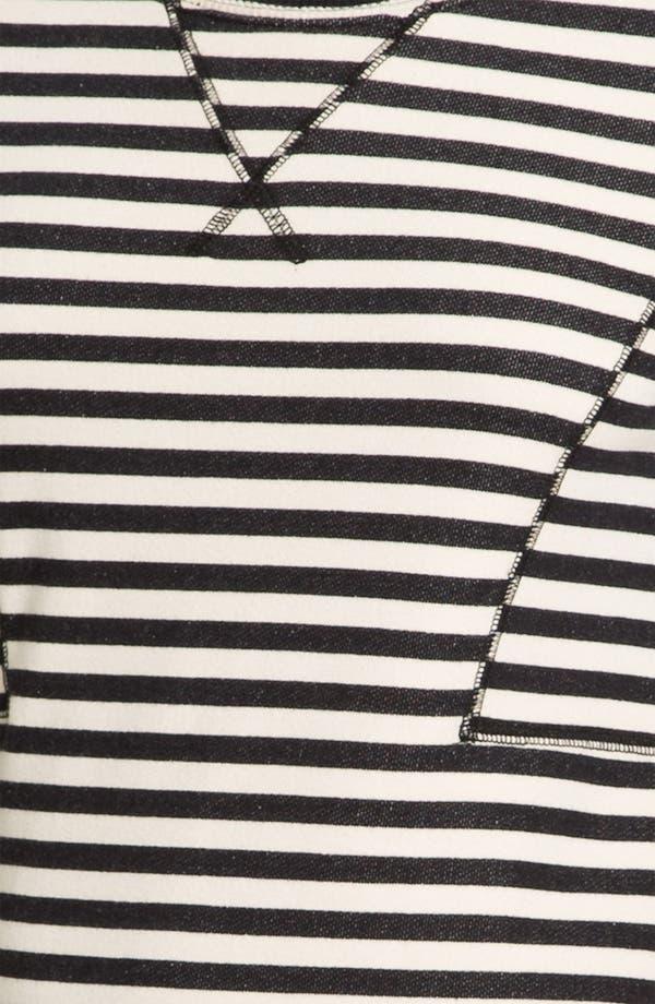Alternate Image 3  - MARC BY MARC JACOBS 'Ben' Stripe Sweatshirt Dress