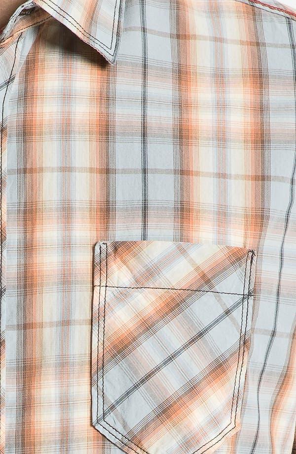 Alternate Image 3  - Jeremiah 'Levitt' Poplin Sport Shirt