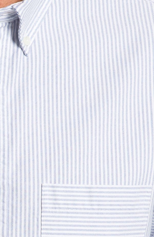Alternate Image 3  - Brooks Brothers Slim Fit Sport Shirt