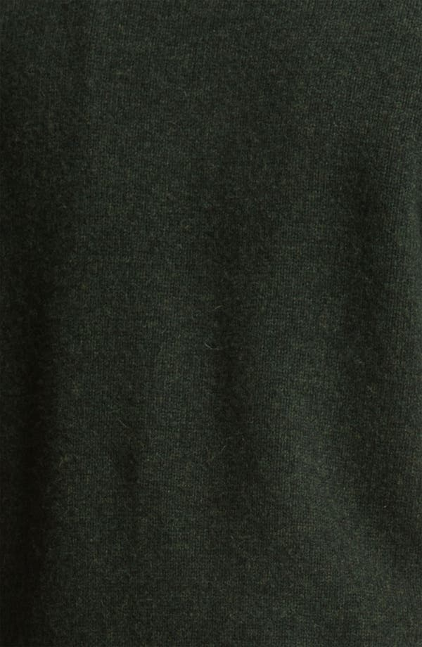 Alternate Image 3  - Brooks Brothers Shawl Collar Wool Cardigan