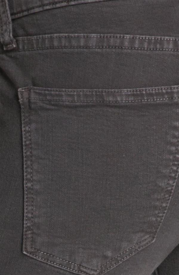 Alternate Image 3  - Current/Elliott 'The Moto' Skinny Ankle Jeans