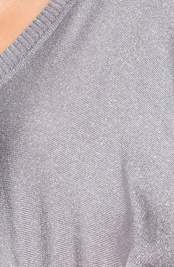 Alternate Image 2  - Brazen Flat Knit Poncho