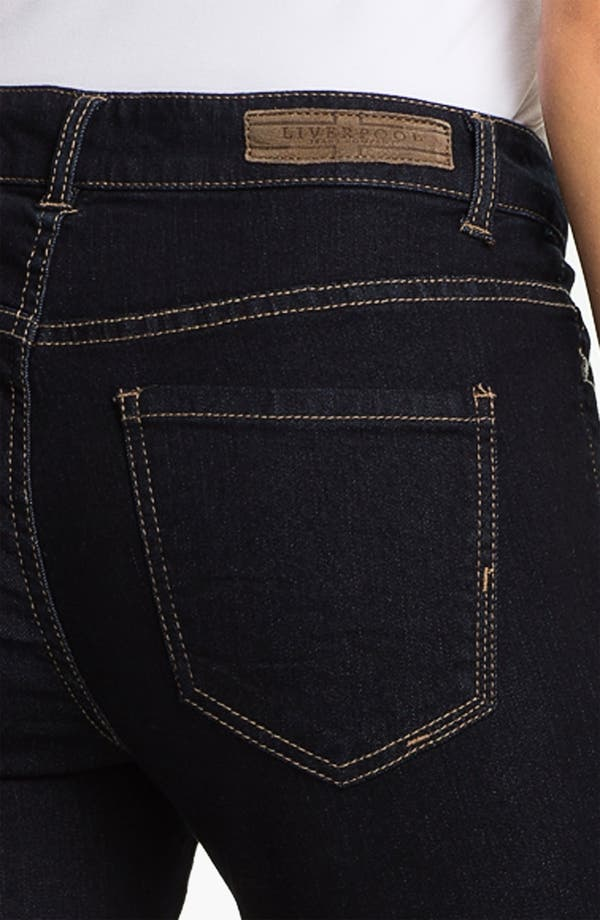 Alternate Image 3  - Liverpool Jeans Company 'Sadie' Straight Leg Supersoft Stretch Jeans