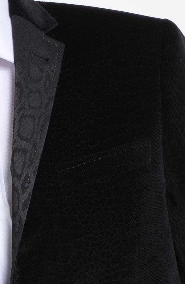 Alternate Image 3  - Ted Baker London 'Global' Trim Fit Textured Sportcoat