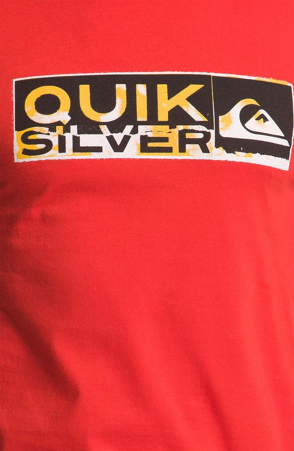 Alternate Image 3  - Quiksilver 'Drawing Near' T-Shirt