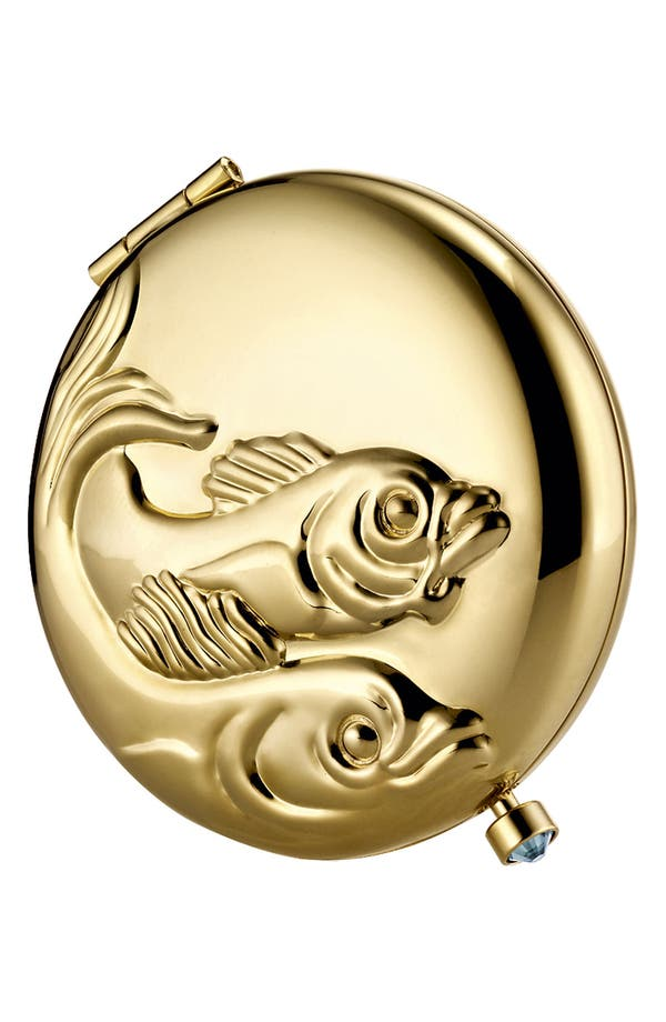 Alternate Image 1 Selected - Estée Lauder 'Pisces' Zodiac Powder Compact