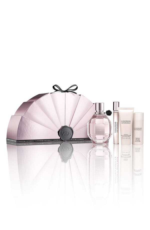 Alternate Image 1 Selected - Viktor&Rolf 'Flowerbomb' Deluxe Gift Set ($210 Value)