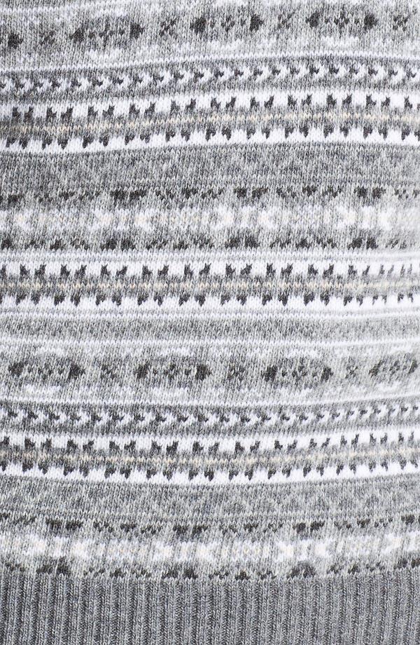 Alternate Image 3  - Fiesole Wool Blend V-Neck Sweater