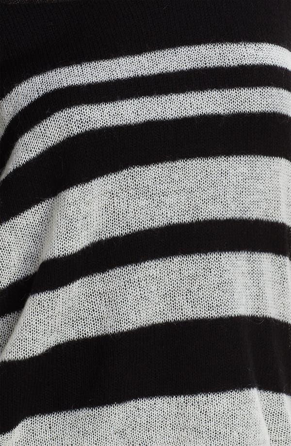 Alternate Image 3  - Kensie Stripe Sweater