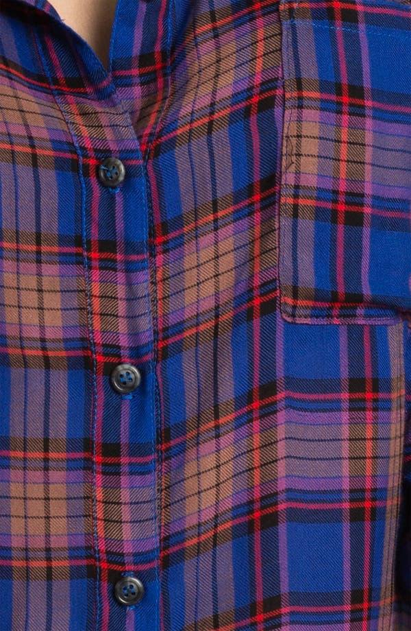 Alternate Image 3  - Splendid 'Charlee' Plaid Shirt