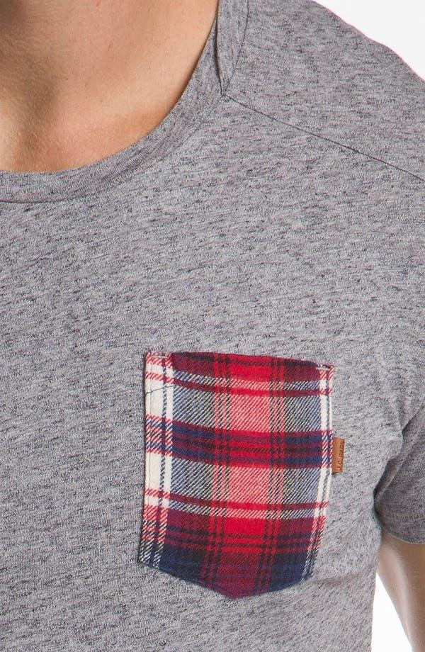 Alternate Image 3  - J.C. Rags 'Tokyo' Extra Trim Fit T-Shirt