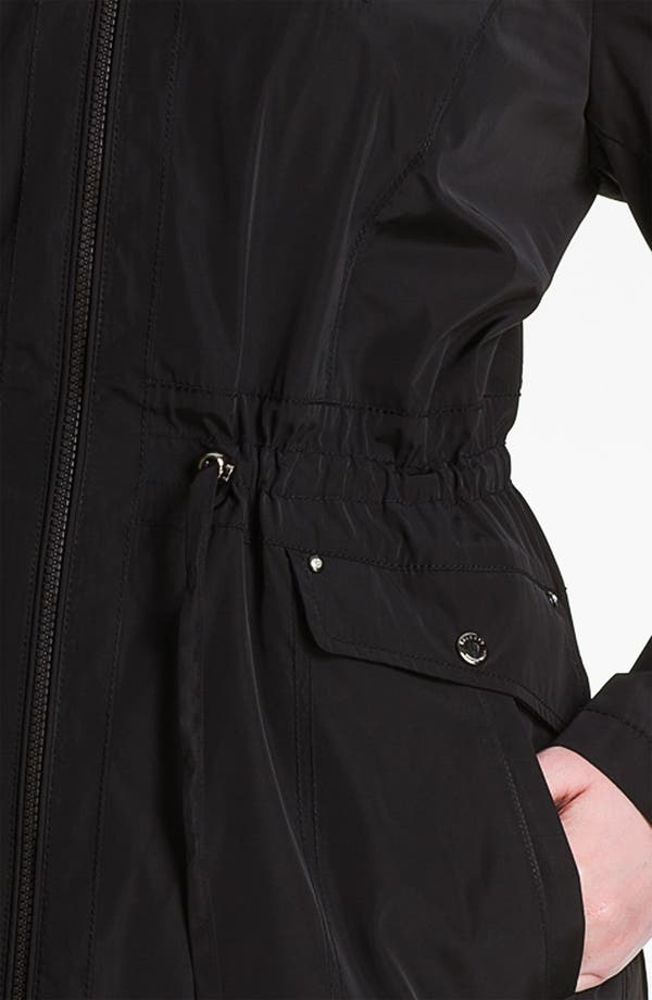 Alternate Image 3  - Laundry by Shelli Segal Packable Anorak (Plus)